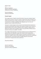 Lettre De Motivation Banque Candidature Spontanee 2