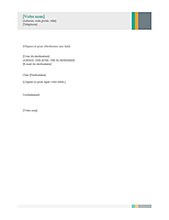 Lettre De Motivation Banque Candidature Spontanee 3