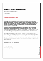 Lettre De Motivation Banque Debutant 2